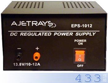 Трансформаторный адаптер питания  постоянного напряжения Ajetrays EPS1012 13,8В