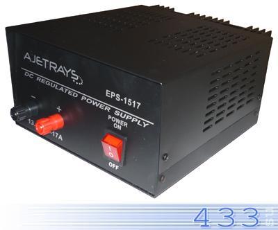 Трансформаторный адаптер питания  постоянного напряжения Ajetrays EPS1517 13,8В
