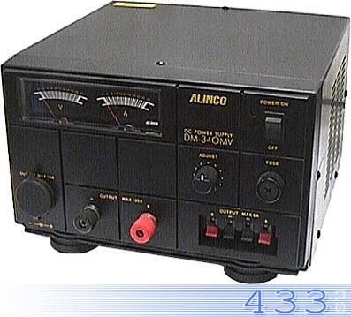 Блок питания  постоянного тока ALINCO DM-340 MV 1~15В