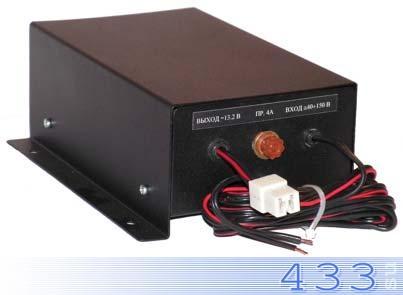 Импульсный преобразователь напряжения для железно-дорожных локомотивов СЭППН 651-75/12 (СЭППН 65-75/12)