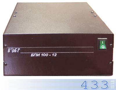 Импульсный блок питания 220/12V БПИ100-12