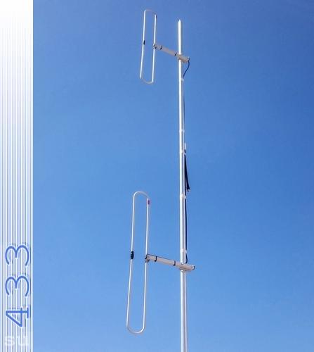 Дипольная антенна  D2 VHF LOOP