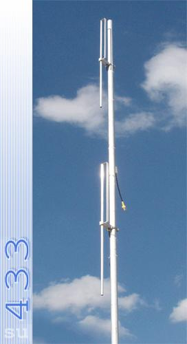 Дипольная антенна  MR Д2 VHF