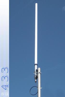 Стационарная антенна для маломощных раций   433 МГц