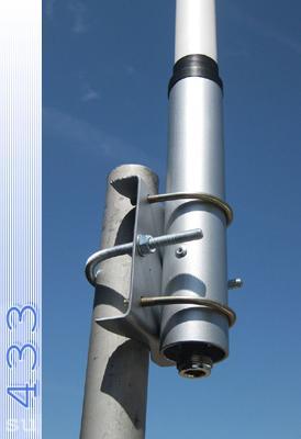 Базовая антенна для безлицензионных станций  и радиомодемов