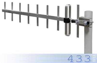 Стационарная антенна  MR-Y (Yagi) -1200  для беспроводных камер видео наблюдения, работающих в диапазоне 1050 — 1200 МГц