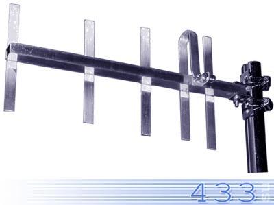 Стационарная антенна MR-Y5-868 для охранных систем типа Консьерж и радиомодемов 868 МГц