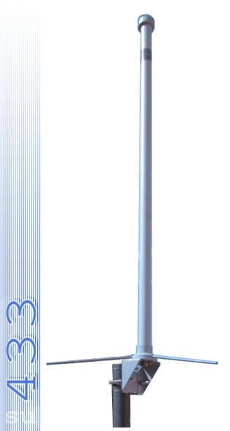 Антенна для LPD радиостанций   433 МГц