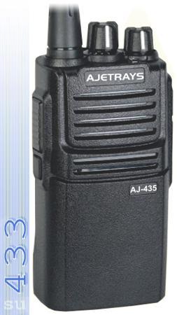 AjetRays AJ-435 безлицензионная рация