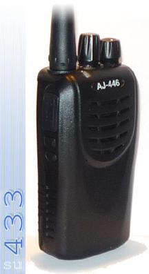 Аджетрэйз  AJ-446 носимая радиостанция