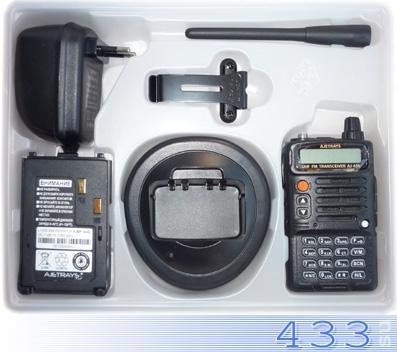 Ajetrays AJ-450 компактная радиостанция