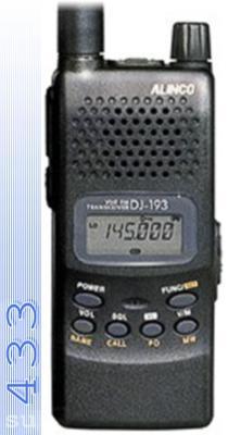 Алинко DJ193 - портативная радиостанция
