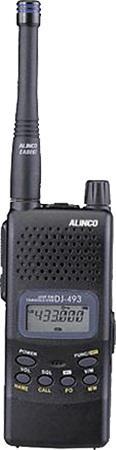 Алинко DJ493 - портативная радиостанция