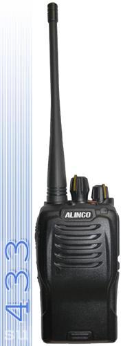 ALINCO DJ-А11 - новая  миниатюрная носимая рация