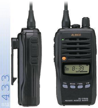 Алинко DJV 446 - компактная переносная радиостанция