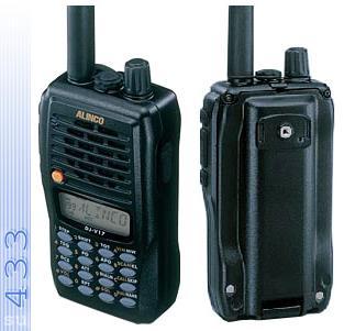 ALINCO DJ-V17 VHF носимая станция