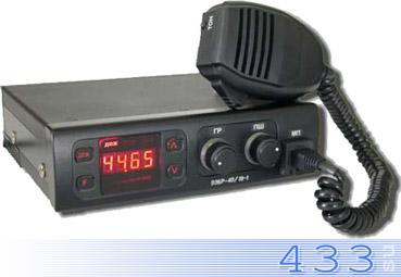 Рация ВЭБР-40/19 возимая радиостанция диапазона частот 33-48,5 МГц, 57-57,5 МГц