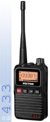 Вектор VT-43 R2 носимая рация