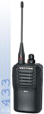 Вектор VT-47 M2 эргономичная радиостанция