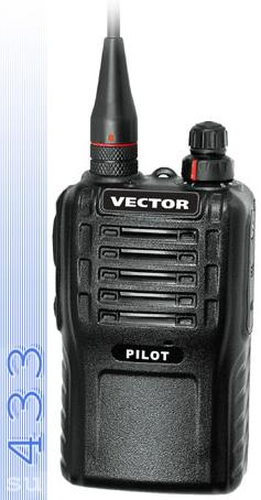 Vector VT-47 Пилот носимая рация