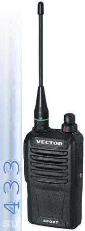 Вектор VT-47 Sport переносная радиостанция